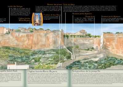 Elaboration du contenu, du design et du graphisme des différents supports de valorisation et de promotion des itinéraires de randonnée et des sports de pleine nature –  Conseil Général de la Corse du Sud