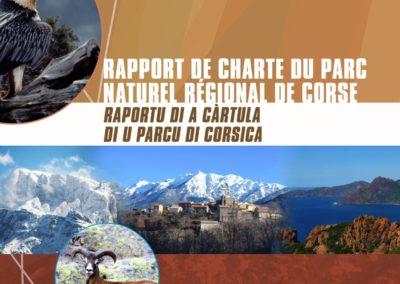 Mise en forme et édition de l'avant-projet et du rapport environnemental de la Charte du PNR de Corse – Parcu di Corsica