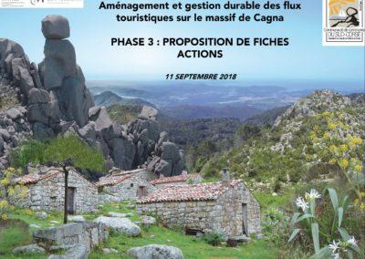 Aménagement et gestion durable des flux touristiques sur le massif de Cagna – Mairie de Sotta