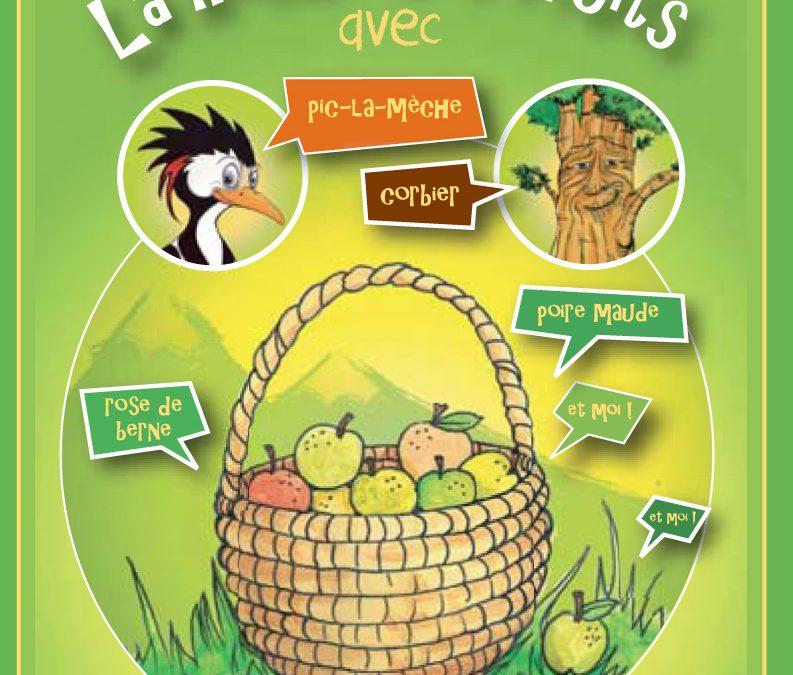 Conception et réalisation d'un produit touristique invitant à une découverte douce et ludique du Pays de Fillière : « Flâneries ludiques en Pays de Fillière, autour de la ronde des fruits » – Pays de Fillière
